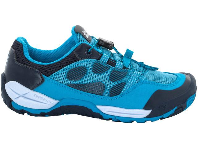 Jack Wolfskin Jungle Gym - Chaussures Enfant - bleu